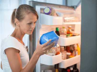 Правильное хранение пищи