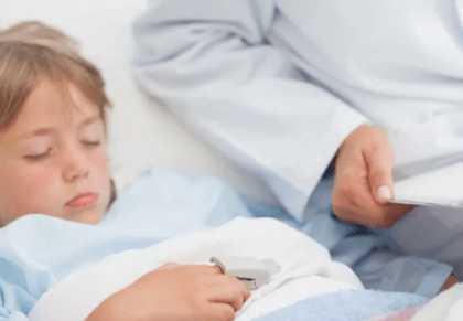 Интоксикация у ребенка