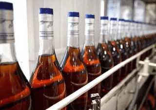 Производство алкогольных напитков