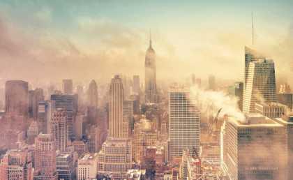 Наличие озона в смоге мегаполисов