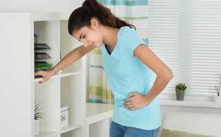Боли вызванные диареей
