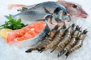Ртуть в морепродуктах
