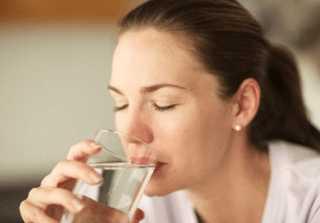 Пить воду при отравлении