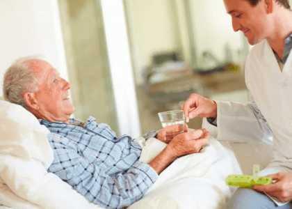 Медикаментозное лечение отравления