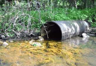 Загрязнение природы
