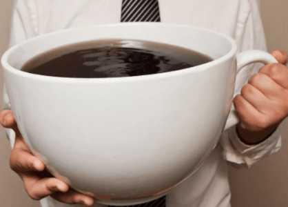 Смертельная доза кофе