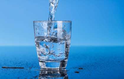 Отпаивание водой