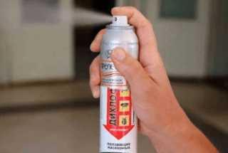 Дихлофос средство от тараканов