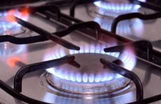 Метан в плитах