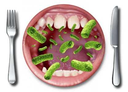 Микробные интоксикации