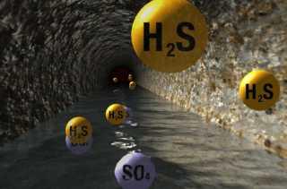 Канализационные газы