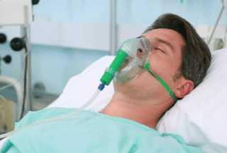Недостаточность органов дыхания