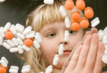 Интоксикация таблетками у ребенка