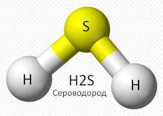 Химическую формула сернистого водорода