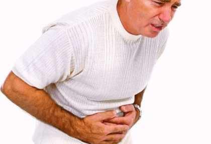 Тяжесть и боль в животе