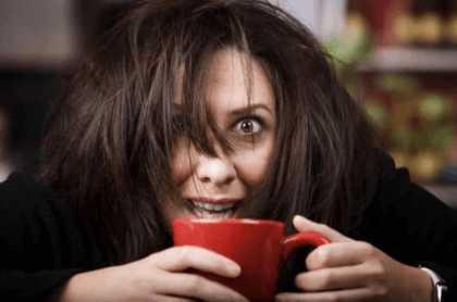 Повышенная возбудимость от кофе