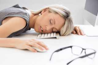 Сонливость на работе