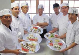 Элитные японские рестораны
