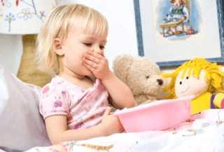Симптомы кишечных нарушений у ребенка