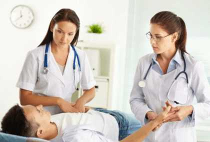 Оценка состояния пациента