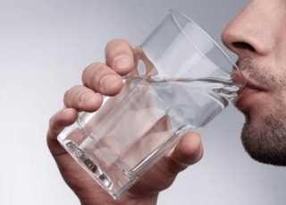 Выпит подсоленную воду