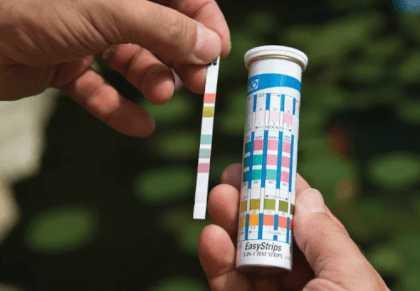 Тест-полоски на нитраты