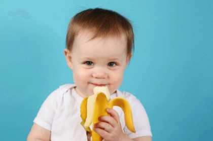 Отравление бананами у детей