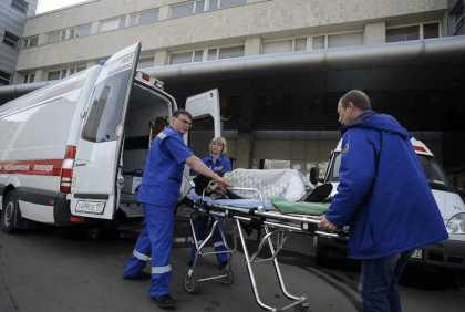 Транспортировка в больницу