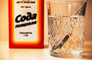 Содовое питье