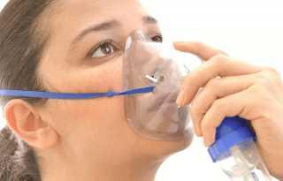 Доступа кислорода с помощью ингаляций