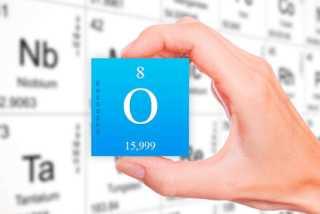 Элемент кислород