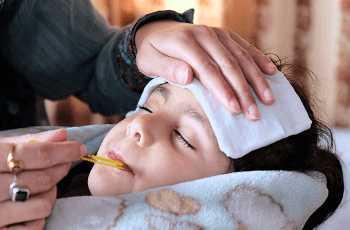 Волнообразная температура у детей