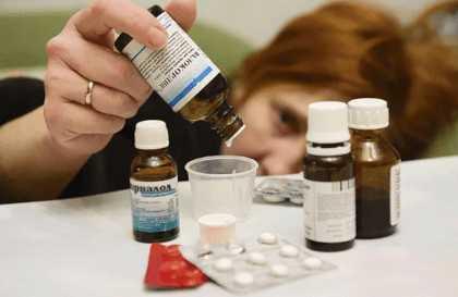 Лекарства с барбитуратами