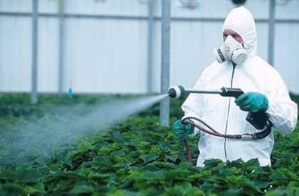 Инсектициды и удобрения