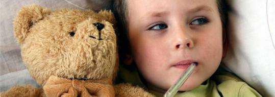 Высокая температура у ребенка без симптомов, причины, как сбить