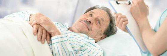 Пролежни у лежачих больных – лечение мазями, профилактика, фото