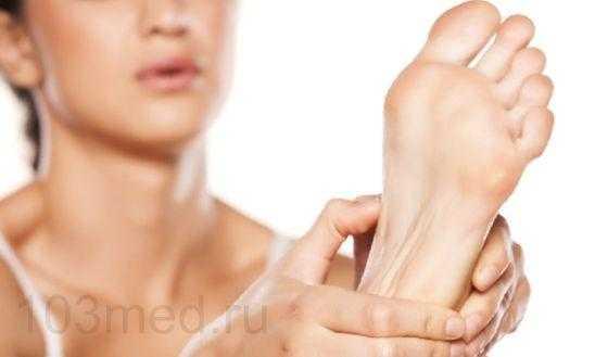 Диагностика отека ног у женщин