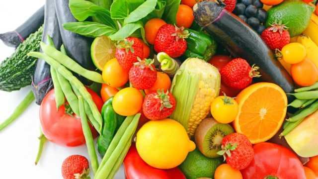 Овощи и фрукты для потенции мужчин