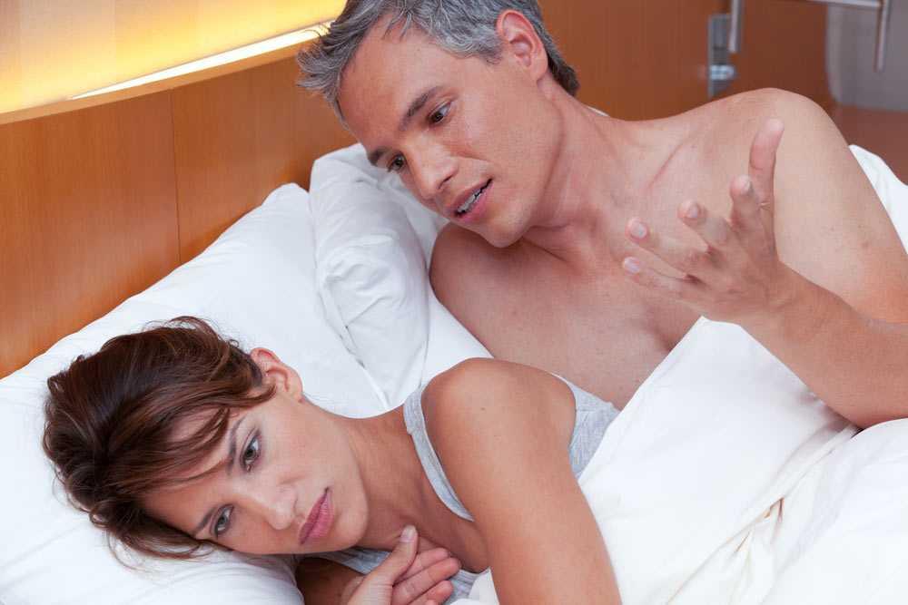 Анализ эффективных способов лечения импотенции у мужчин