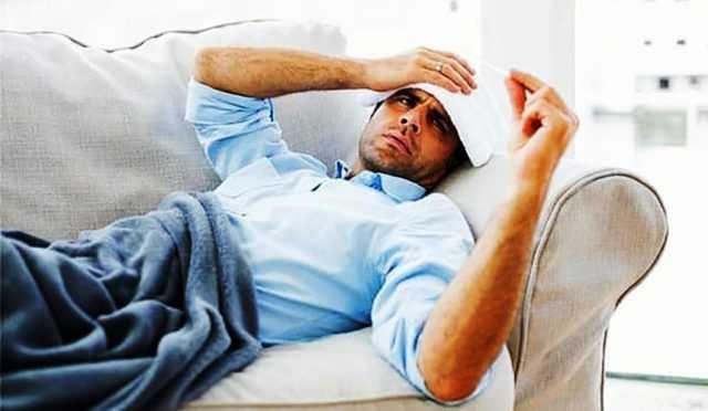 может ли быть температура при простатите у мужчин